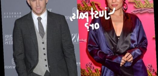 Are Channing Tatum & Jessie J Working Things Out?? See All The Evidence!