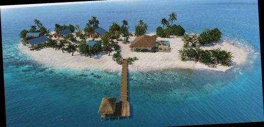 You and Your Friends Can Rent This Private Island in Belize for Just $500 a Person Per Night