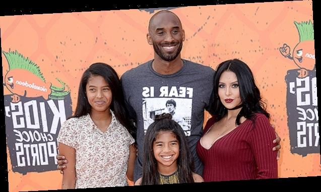 Kobe Bryant & His Kids: See Photos Of The NBA Star Happy With His 4 Daughters Before Tragic Death