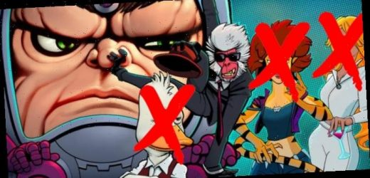 Marvel Cancels 'Howard the Duck' and 'Tigra and Dazzler' Animated Shows at Hulu