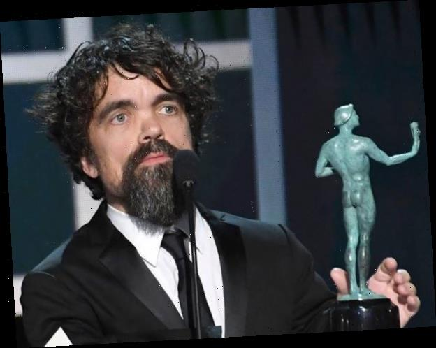 Peter Dinklage Wins Best Male Actor in a Drama Series at SAG Awards