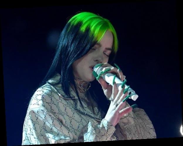 Billie Eilish's Grammys Performance Was Epic, Duh