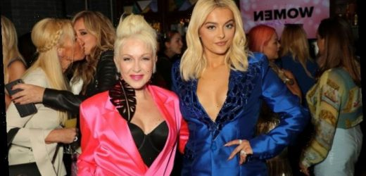Bebe Rexha, Kelsea Ballerini, Cyndi Lauper Promote Harmony to Counter Gender Bias