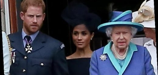 Queen Elizabeth Responds to Prince Harry and Meghan Markle's Resignation as Royal Family Is 'Hurt'