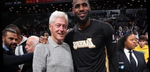 LeBron James Faces Backlash for Calling Bill Clinton 'First Black President'