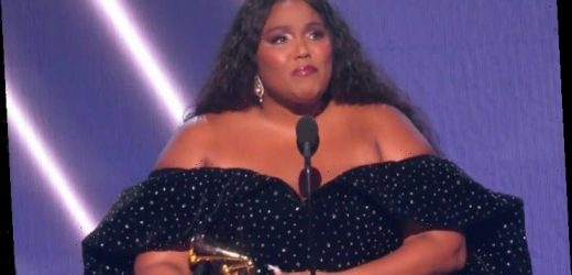Grammys 2020: Lizzo Scores Major Win Thanks to 'Truth Hurts'