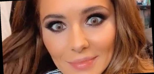 Cheryl baffles fans with new look as she sports green eyes on Greatest Dancer