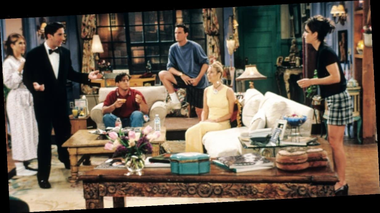 Will HBO Max Be the Only Way to Watch the Friends Reunion? Here's What We Know