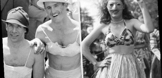 20 Delightfully Shameless Pictures From Mardi Gras History