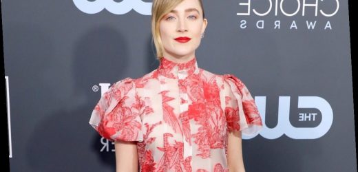 Is Saoirse Ronan Dating Anyone? The Movie Star's Love Life Is Low-Key