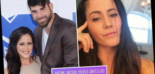 Teen Mom's Jenelle Evans DELETES social media apps after fans slam her moving back in with David Eason – The Sun