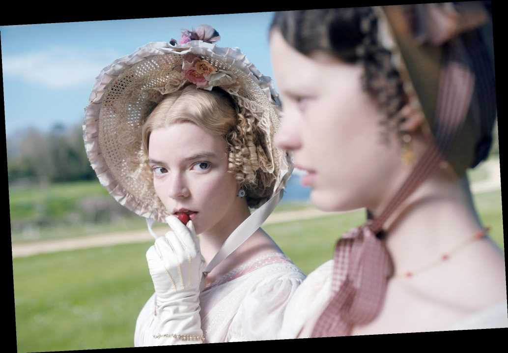 'Emma.' movie review: Anya Taylor-Joy is an Austen heroine to remember