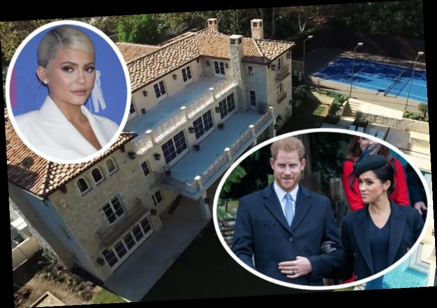 Meghan Markle & Prince Harry Eyeing Malibu Pad Once Occupied By Kylie Jenner