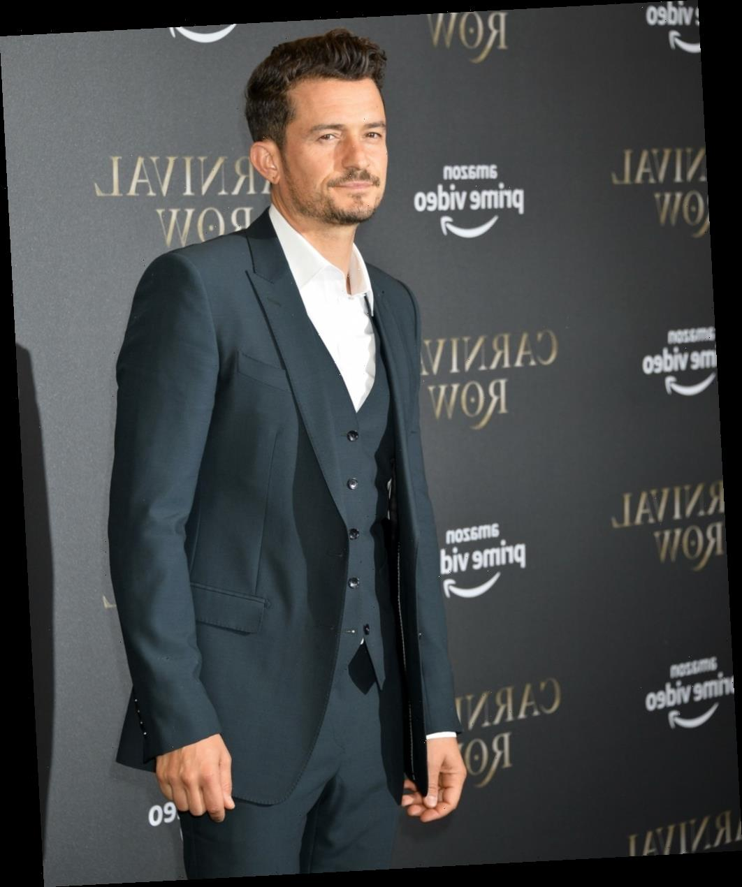 Orlando Bloom's Morse code tattoo misspelled his son Flynn's name