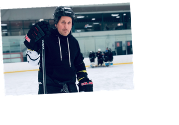 The Mighty Ducks TV Show Brings Back Coach Bombay, See Him On The Ice Here