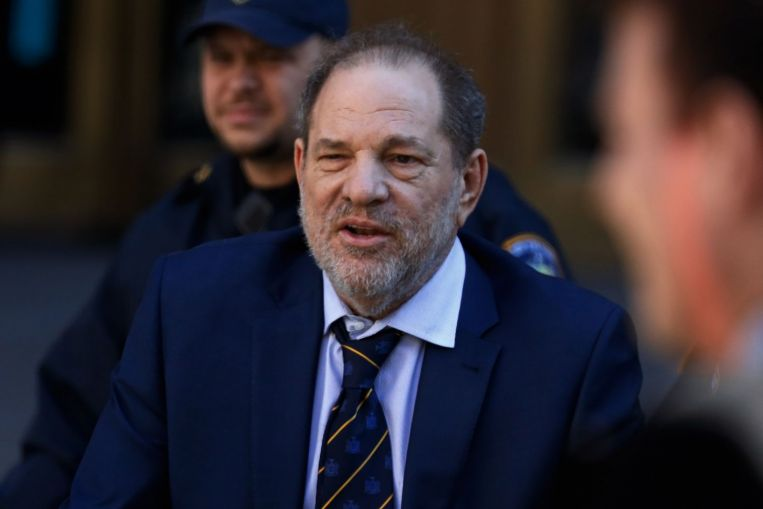 Harvey Weinstein is an 'abusive rapist' who controlled victims, prosecutor says