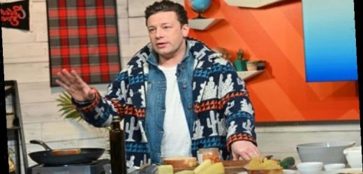 Coronavirus pandemic: Jamie Oliver's recipes for cooking during lockdown