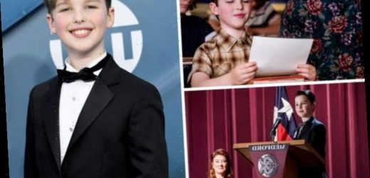 Young Sheldon: When did Sheldon star Iain Armitage first start acting?