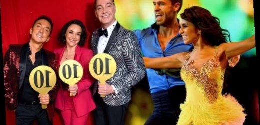 Strictly Come Dancing tour POSTPONED for entire year due to coronavirus