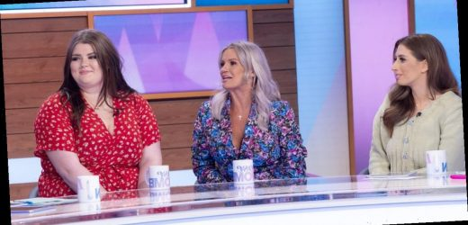 Kerry Katona opens up on 'eerie' Loose Women appearance without live audience amid coronavirus