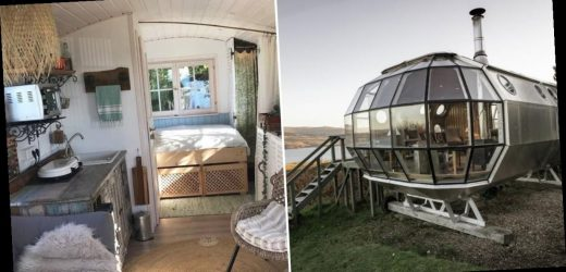 25 of the Most Amazing Tiny-Home Vacations on Airbnb