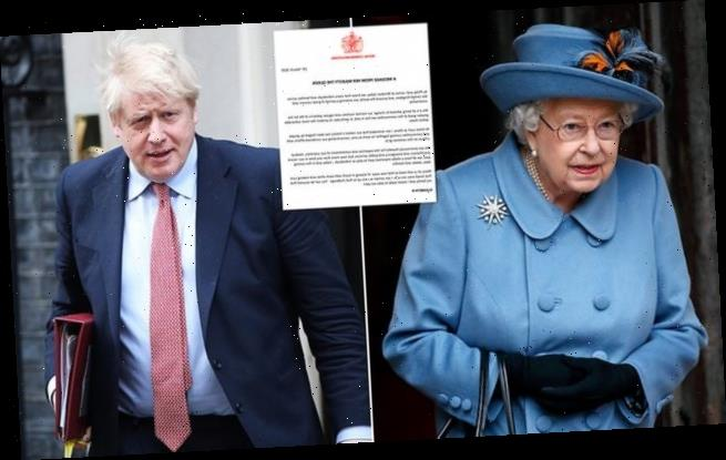 Why the Palace scrapped the Queen's televised Covid-19 address