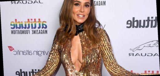 Cheryl falls victim to hoax Italian lockdown Fight For This Love video