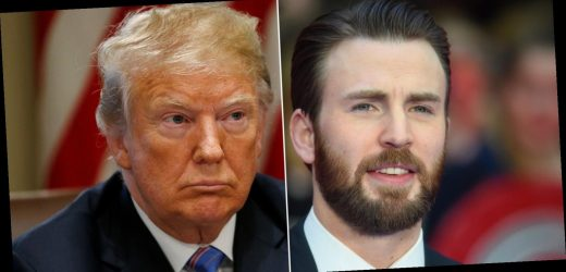 Chris Evans Rips Trump For Fleeing Press On Coronavirus: 'America Wants Answers'
