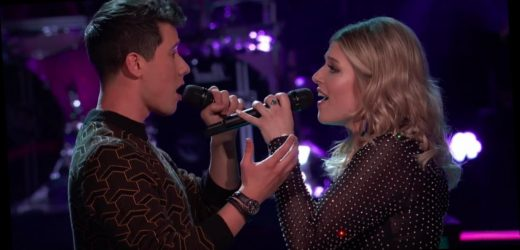 """Sparks Flew on The Voice When These Contestants Belted Out """"Someone You Loved"""""""