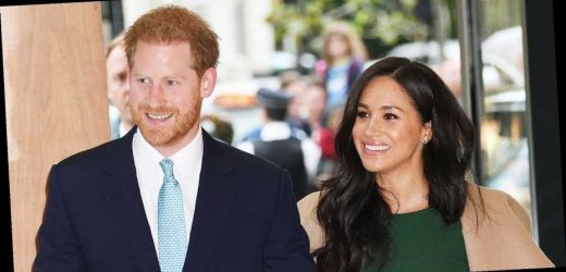 Prince Harry and Meghan Markle Say Goodbye to Their Sussex Royal Instagram