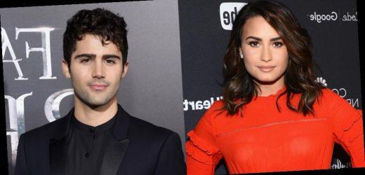 Demi Lovato Calls Boyfriend Max Ehrich an 'Angel' On Instagram