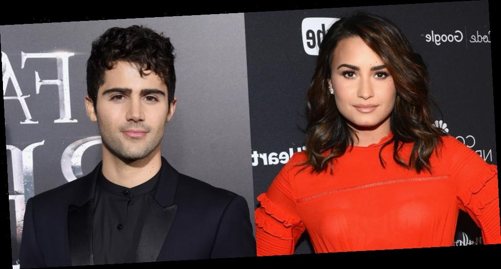 Demi Lovato Calls Boyfriend Max Ehrich an 'Angel' On Instagram