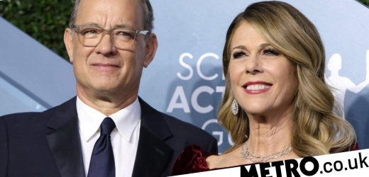 Tom Hanks issues update as he and wife leave hospital after coronavirus battle