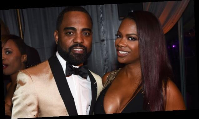 Kandi Burruss' Daughter Blaze, 4 Mos., Aces Drinking Her Own Bottle & Daddy Todd Is Impressed