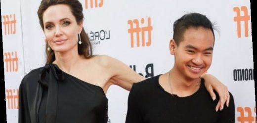 Angelina Jolie's Son Maddox Returns Home as Coronavirus Shuts Down College