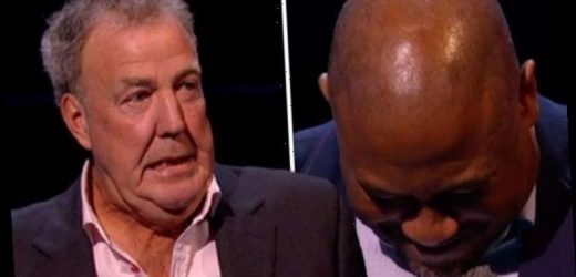 Jeremy Clarkson slammed by Who Wants To Be A Millionaire viewers over huge mistake