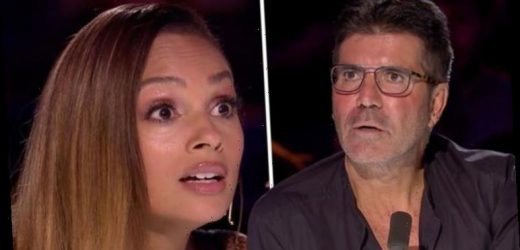 Britain's Got Talent: Simon Cowell gobsmacked as dangerous magic trick 'goes wrong'