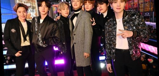 BTS Will Join the Virtual Broadcast of the Nickelodeon Kids' Choice Awards