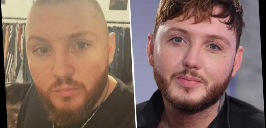 James Arthur accidentally shaves his head and decides to donate £5k to NHS