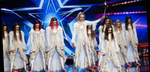 Britain's Got Talent judges left terrified by 'creepy' dance act The Coven – The Sun