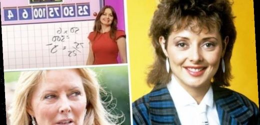 Carol Vorderman: Countdown star's comeback after Cambridge University heartbreak exposed