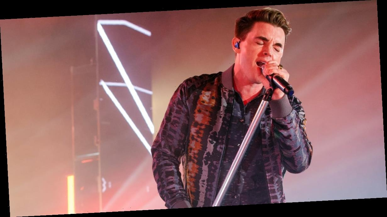 Jesse McCartney, an Un-Masked Singer, Celebrates His Friends From Afar With New Bop