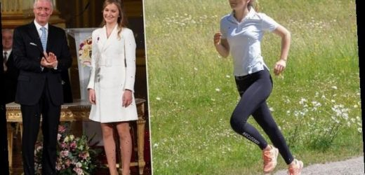 Princess Elisabeth of Belgium will have tough time at military academy