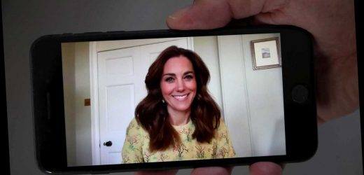 Prince George Has Some Home-Schooling Complaints, Kate Middleton Says