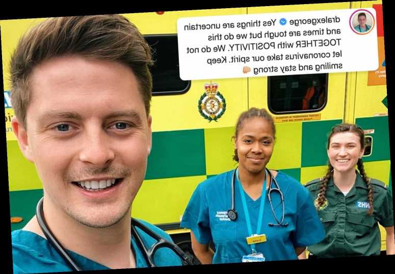 Love Island's Dr Alex Shares Message Of Hope For Fans To