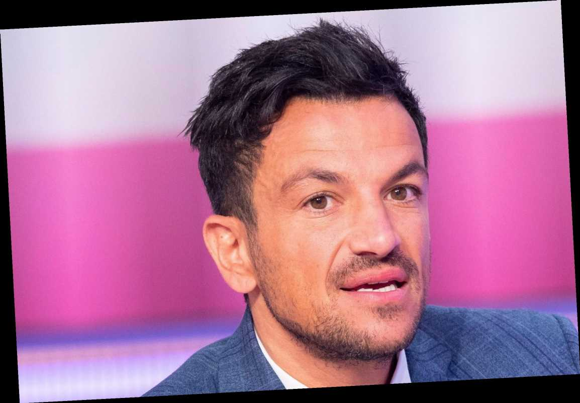 Peter Andre drives fans wild as he teases 'very exciting' mystery announcement – The Sun