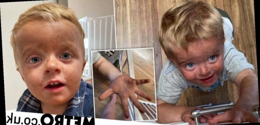 Mum asks for help after son, two, lathers 'ultra dark' fake tan instead of soap
