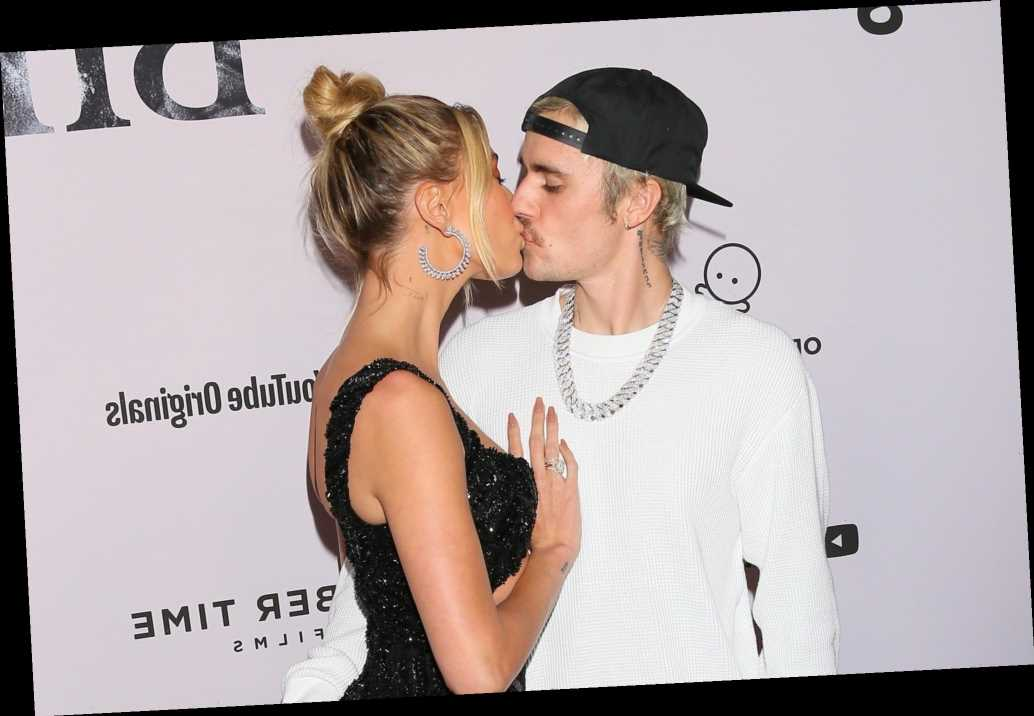 Hailey Baldwin sweetly reminisces over first kiss with Justin Bieber