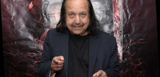 Ron Jeremy is here to fix your quarantine sex life