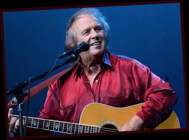 Don McLean Discusses Enduring Popularity Of 'American Pie' With Dan Rather